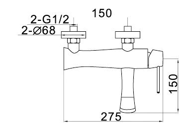 Tag(s): V8002 单把浴缸/淋浴龙头 浴缸/淋浴龍頭 shower ...